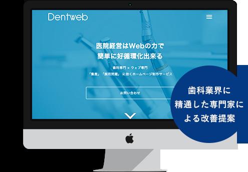 歯科業界経験者による改善提案